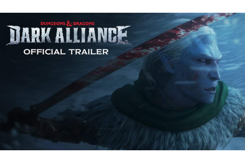 Brand-New Dungeons & Dragons Video Game, Dark Alliance ...