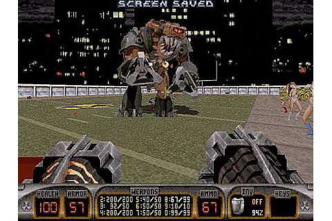 Duke Nukem 3D - Download Free PC Game