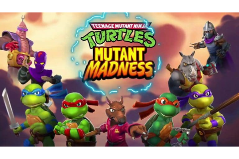 New Teenage Mutant Ninja Turtles Game Coming To IOS And ...