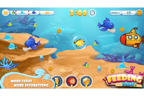 Feeding Frenzy 3 - Android Games | Google Play Games (Part ...