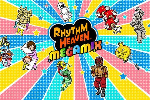 Rhythm Heaven Megamix for Nintendo 3DS — Finger-Tapping Fun