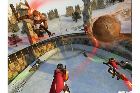 PC GAMES compressed 2012: PC Game Harry Potter - Quidditch ...