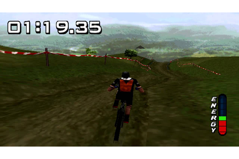 No Fear Downhill Mountain Bike Racing Gameplay ...
