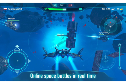 Space Jet: Space ships galaxy game - Android Apps on ...