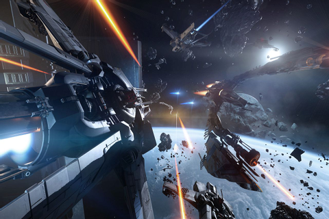 Ambitious sci-fi game Star Citizen hits $100 million in ...