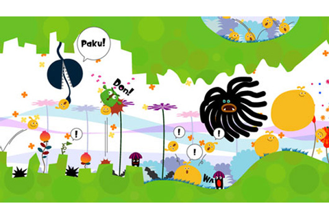 "LocoRoco 2 PSP review - ""Ready to save the LocoRocos again ..."