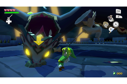 The Legend of Zelda: The Wind Waker HD para Wii U en ...