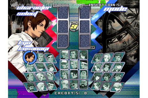 The King of Fighters Neowave - Arcade - Games Database