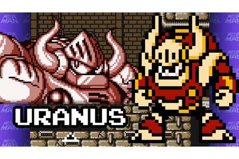 Mega Man V (Game Boy) - Uranus theme in 8-bit - YouTube