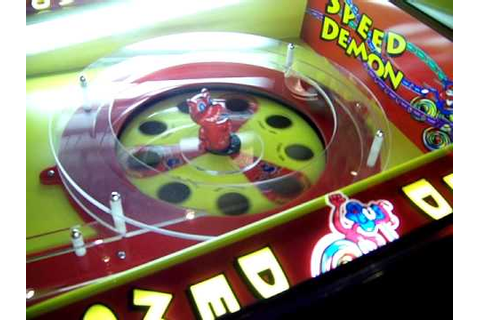 How to beat Dave & Buster's Games - Speed Demon - Hard ...