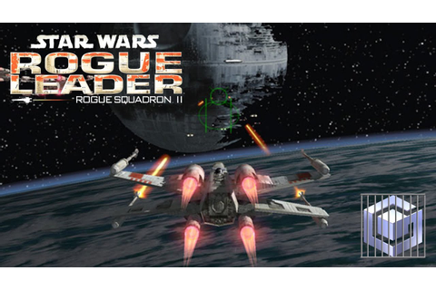 Gamecube Prison Ep. 1: Star Wars - Rogue Leader - YouTube