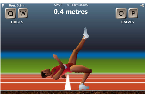 Slow Frog: Genetically engineered Qwop (part 1)