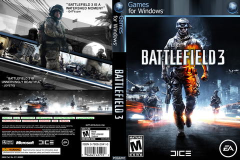 Battlefield 3 | Game Cover