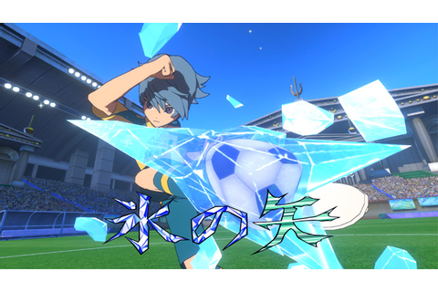 Inazuma Eleven Ares details and screenshots - soccer ...