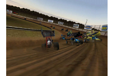 Dirt Track Racing: Sprint Cars | Games.cz