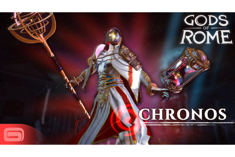Gods of Rome - Chronos, the Keeper of Time - YouTube