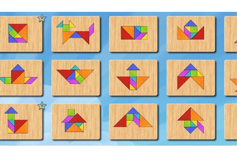 Tangram puzzle - Android Apps on Google Play