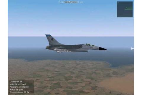 Strike Fighter Project 1 - YouTube