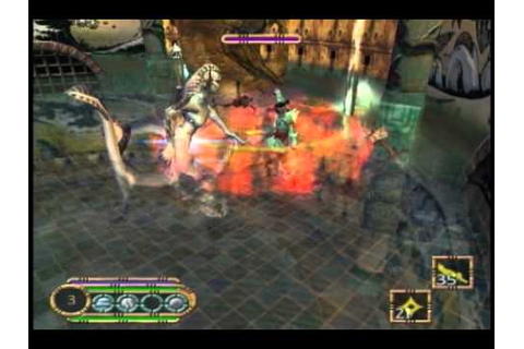 Godai Elemental Force Cool Move (Playstation Underground ...