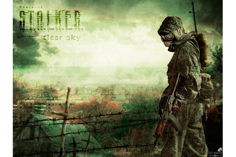 video Games, Gun, S.T.A.L.K.E.R., S.T.A.L.K.E.R.: Clear ...