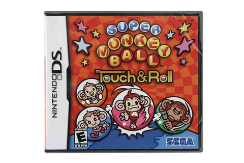 Super Monkey Ball: Touch and Roll game - Newegg.com