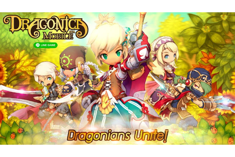 Dragonica Mobile Gameplay IOS / Android - YouTube