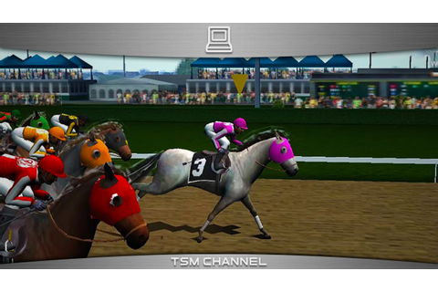 Photo Finish Horse Racing (part 5) (Horse Game) - YouTube