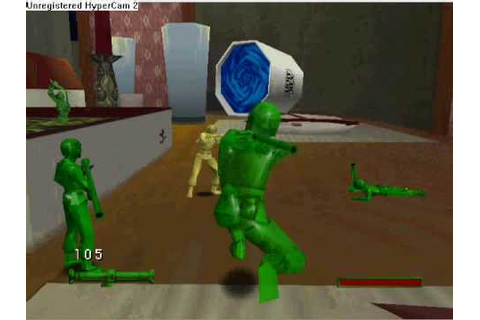 army men 2: sarges hero's game play - YouTube