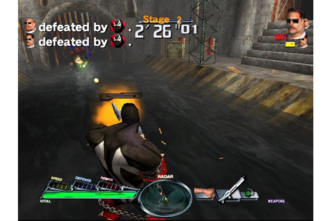 Spawn: In the Demon's Hand screenshots for Dreamcast