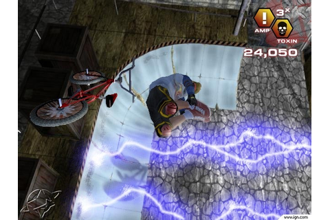 Toxic Grind Screenshots, Pictures, Wallpapers - GameCube - IGN