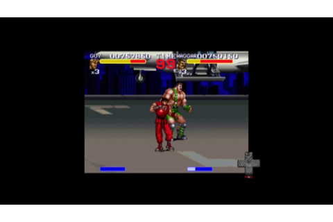 Final Fight 3 Ending - YouTube
