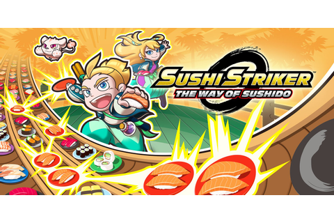 Sushi Striker: The Way of Sushido | Nintendo 3DS | Juegos ...