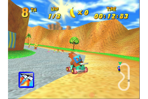 Diddy Kong Racing (Game) | GamerClick.it