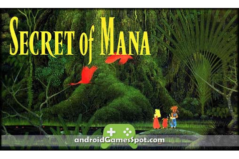 SECRET OF MANA APK Free Download