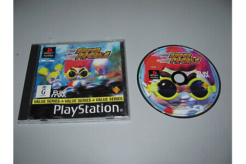 Speed Freaks PlayStation 1 Game PAL Tested & Working VGC ...