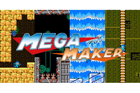 Fan-Made Mega Man Game Will Let You Create Your Own Levels