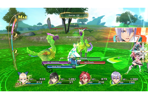 Shining Resonance Refrain coming west on Nintendo Switch ...