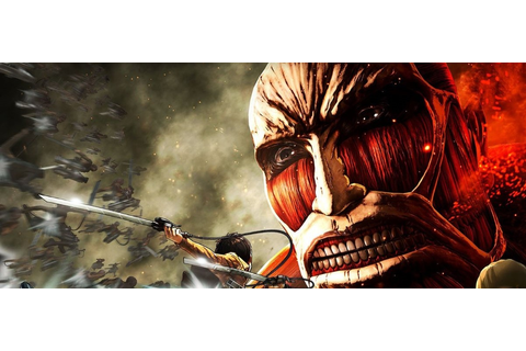 Attack on Titan: Wings of Freedom Review (PS4) | Push Square