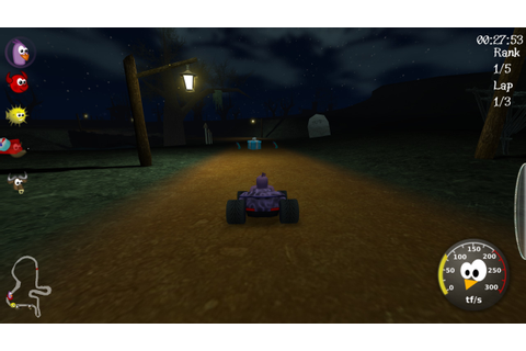 SuperTuxKart 0.8 Released with New Features ~ Ubuntu Vibes
