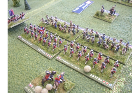 The Regiment: Big Boys Games: Brandywine!