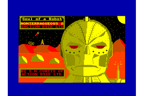 Soul of a robot / nonterraqueous 2 by Mastertronic on ...