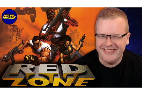 Red Zone - Sega Genesis Game Review | Friday Night Arcade ...