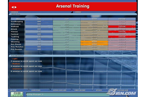 Championship Manager 5 Screenshots, Pictures, Wallpapers ...