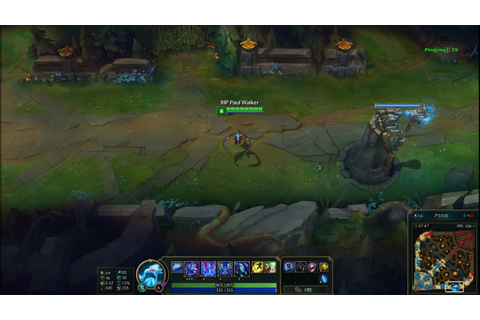 New In Game HUD - (Work in progress) - PBE Server - League ...