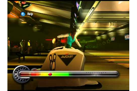 AMF Extreme Bowling 2006 - Xbox Gameplay - YouTube
