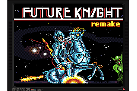 Future Knight Remake Windows game - Indie DB