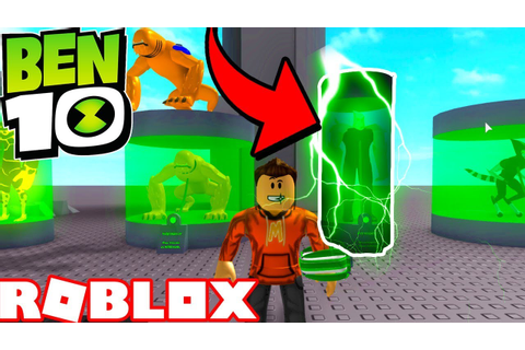 *OMG* PLAYING THE BRAND NEW BEN 10 GAME! (Ben 10 REVAMP ...