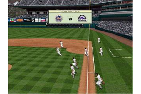 Microsoft Baseball 2001 - PC - gamepressure.com
