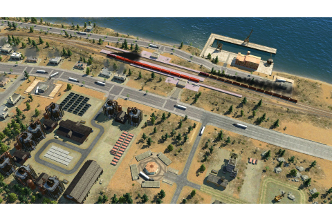Transport Fever - Screenshot-Galerie | Screenshots ...