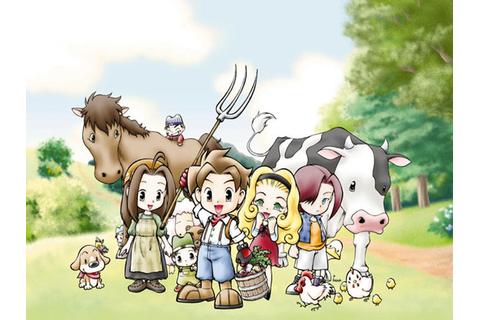 Harvest Moon A Wonderful life Special Edition: Harvest ...